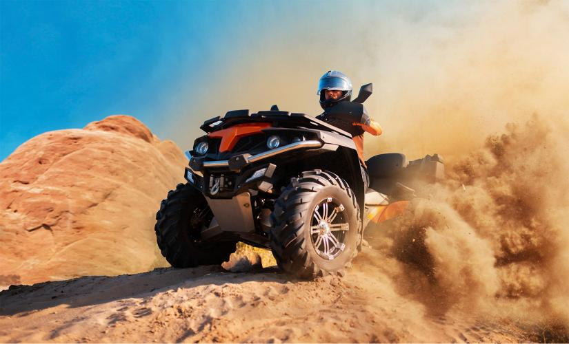 Off Road Quad Runners Tour in Cabo San Lucas (Sea of Cortez)