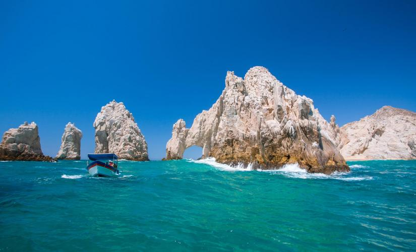 Glass Bottom Kayak and Snorkel Tour in Cabo San Lucas (The Arch, Divorce Beach)