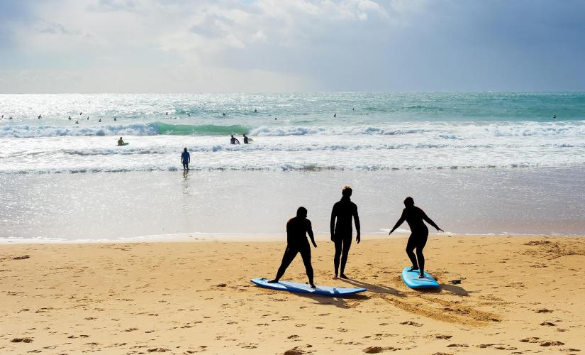 Surfing Lessons at Costa Azul Tour from Cabo San Lucas