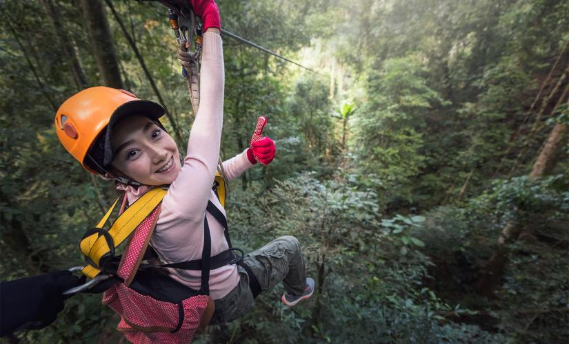 Canopy Adventure Tour in Puerto Vallarta (Sierra Madre Mountains)