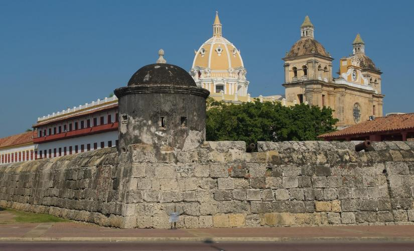 Cartagena Shore Excursions | Walking Tour of the Walled City
