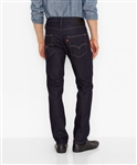 Levi's 511 Commuter Indigo Slim Fit Jeans - Indigo with Yellow Stitching