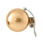 Basil Portland Bell - Brass - Copper
