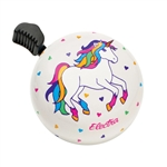 Electra Dome Ringer Bell - Unicorn