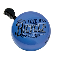 Electra Dome Ringer Bell - I Love My Bicycle
