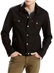 Levi's Commuter Trucker 2 Jacket - Solid Black