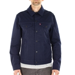 Levi's Commuter Trucker 2 Jacket - Night Blue Canvas