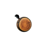 Electra Dome Ringer Bell - Wood