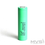 Samsung INR18650-25R 2500mAh Battery - Flat Top