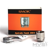 RBA Head for SMOKTech Spirals