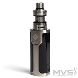 Wismec Sinuous P80 Kit by Sinuous Designs - Silver