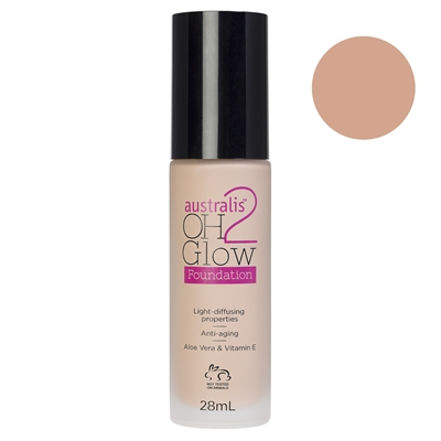 Natural Beige Oh 2 Glow Foundation