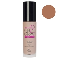 Natural Tan - Oh 2 Glow Foundation
