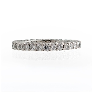 1ct Diamond Eternity Band