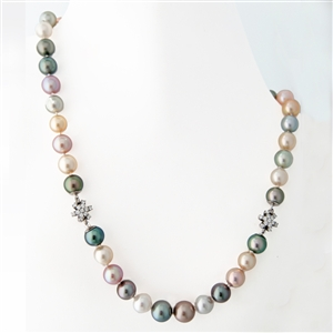 "HopeStar Versa Pearl Strand 19"" Necklace"