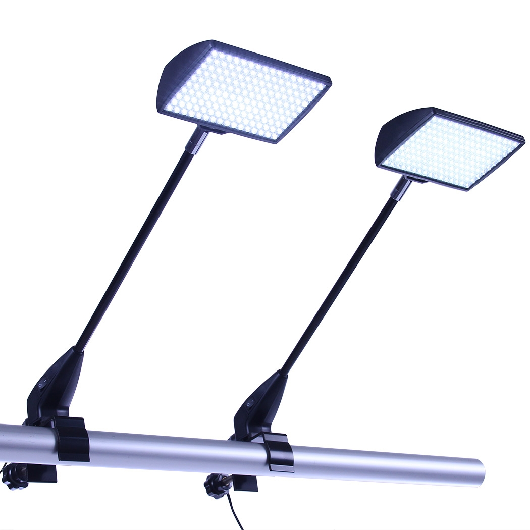 Portable Exhibition Lighting : Led display light package pack trade show lighting