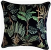 Amazonia Black Outdoor Cushion