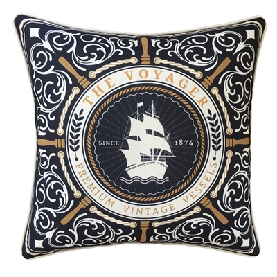 Boathouse Voyager Outdoor Cushion