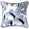 Coral Cove White Outdoor Cushion