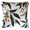 Exotic Blooms Dainty Outdoor Cushion