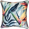 Flame Birds Outdoor Cushion