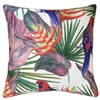 Heliconia Linen Cushion