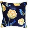 Lady Royal Navy Outdoor Cushion