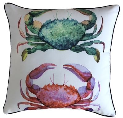 Marine Crab Outdoor Cushion