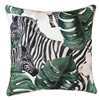 Savanna Zebra Outdoor Cushion