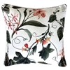 Sweetpea White Outdoor Cushion