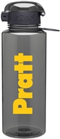 Pratt h2go 28 oz Bottle - Graphite/ White