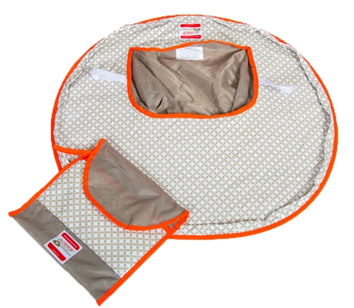 Neatnik Saucer Austin High Chair Cover & Place-mat in one