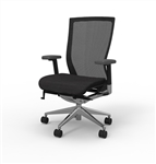 iDesk Oroblanco Task Chair 402B by Cherryman