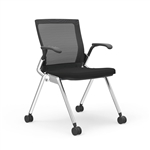 Cherryman iDesk Series 406B Oroblanco Training Room Chair