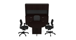 Amber Meeting Room Furniture Set AM-378N by Cherryman