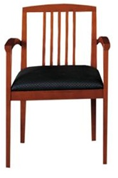 Ruby Collection Guest Chair CHAIR-01 by Cherryman