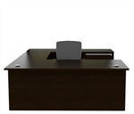 Verde U Desk VL-649N by Cherryman