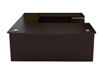 VL-653N Verde Series U Desk by Cherryman