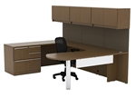 Verde Modern Executive Furniture Package by Cherryman