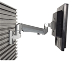 EDGE-SLAT Rail Mount Articulating Monitor Arm by ESI