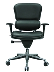 Ergohuman Leather Executive Chair LE10ERGLO by Eurotech