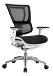 iOO Adjustable Ergonomic Mesh Office Chair by Eurotech Seating