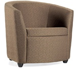 Sirena Fabric Lounge Chair 3371 by Global