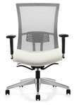 Global Vion Series High Back Weight Sensing Mesh Office Chair