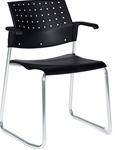 Sonic Guest Chair 6523 by Global