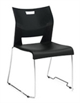 Duet Stack Chair 6621G by Global