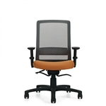 Global Total Office 6761-8 Spritz Weight Sensing Office Chair