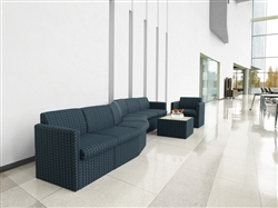 Global Braden Serpentine Lounge Furniture Set