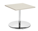 "Jeo Series 24"" Square End Table 8436-22-24 by Global"