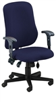 Mayline Comfort Series Adjustable Office Chair 4019AG